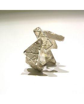 A076 - Anello in Argento 925/°°°