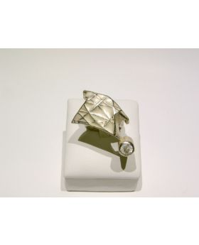 AP049 anello in Argento 925/°°° con Zircone