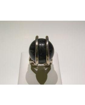 AP096 - Anello in Argento 925/°°° con Pietra dura
