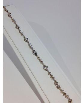 BS6 - Bracciale in Argento 925/°°° in Parure con collana GS3